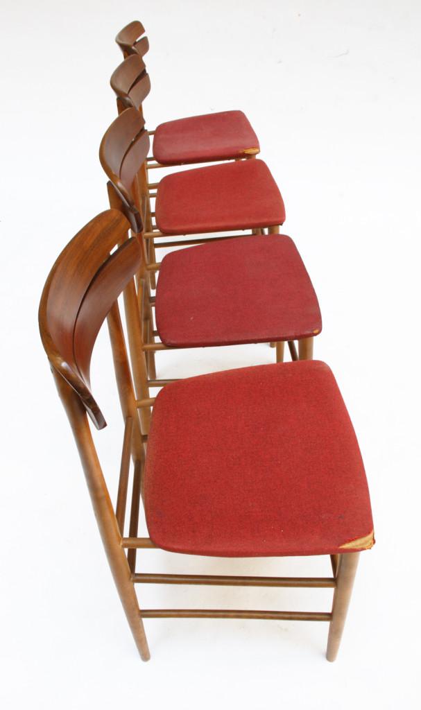 Sedie In Stile Scandinavo : Set di sedie anni in stile scandinavo uso interno