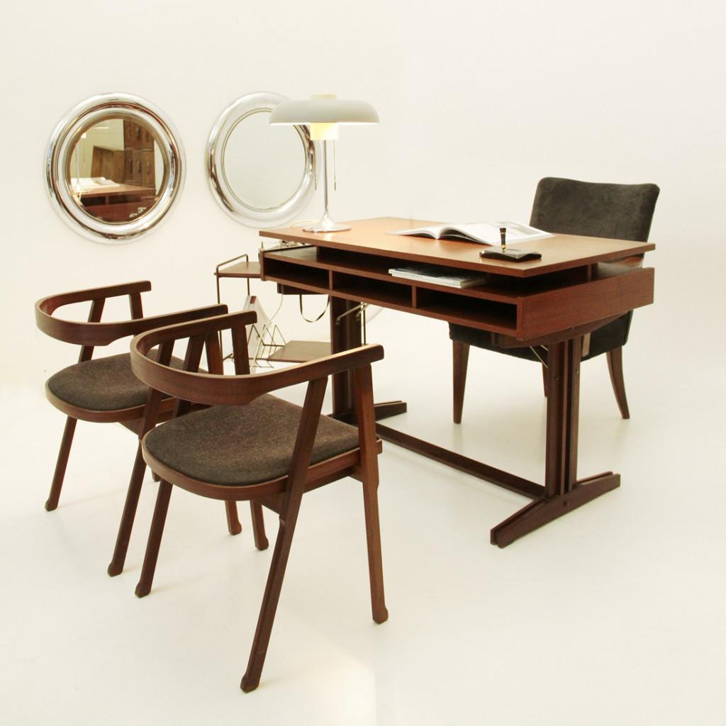 Copia di specchi cromati reggiani anni 39 70 uso interno for Copia mobili di design