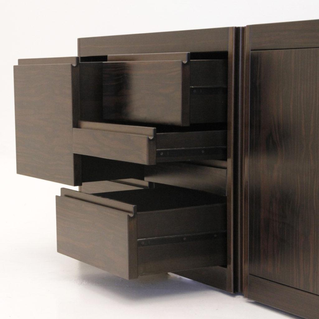 Set di due credenze 4d di molteni design angelo - Molteni mobili catalogo ...