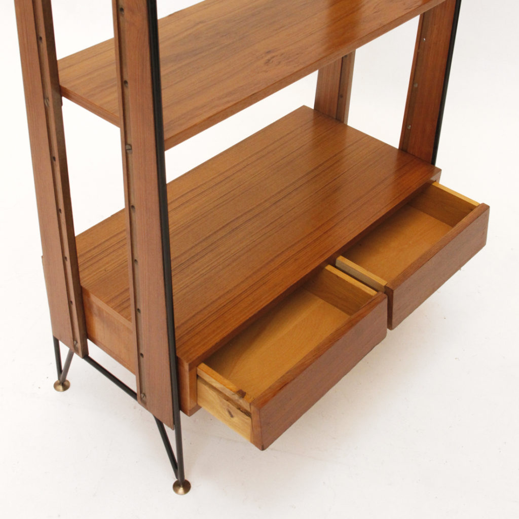 Libreria mobilificio cicchetti uso interno - Mobili in teak anni 60 ...