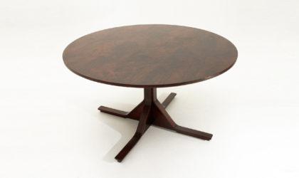 Tavolo mod.522 di Gianfranco Frattini per Bernini anni 50, mid century table, italian modern design, 50's, rosewood