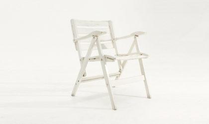 Sedia a sdraio Reguitti anni 50, mid century folding chair, 50's, italian design modern, gio ponti, fratelli, armrest, braccioli