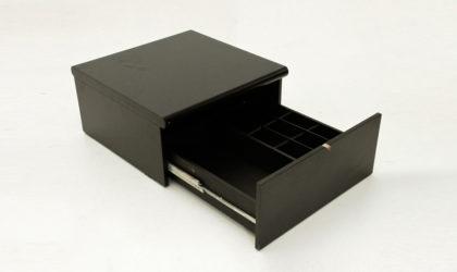 Tavolino mobile bar anni 70, mid century bar coffee table, black, willy rizzo, sabot, luxury, italian modern design