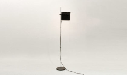 Lampada da terra Bis di Bruno Gecchelin per Arteluce anni 70, floor lamp, mid century modern, italian design, vintage, 70's