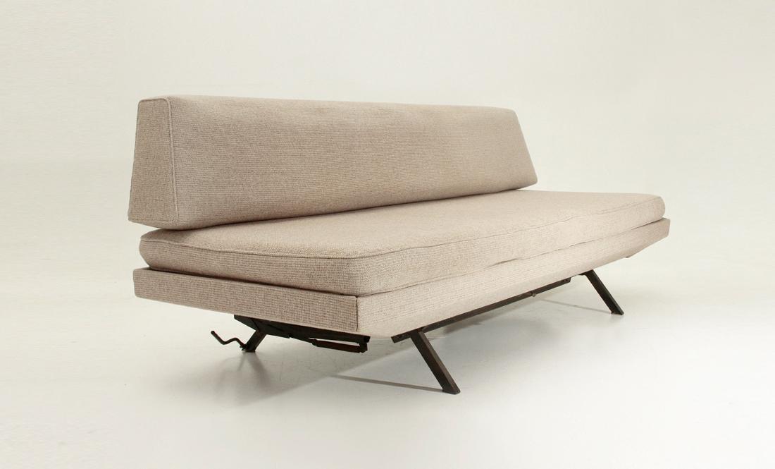 Divano letto Relaxy anni \'60, mid Century sofa bed, italian ...