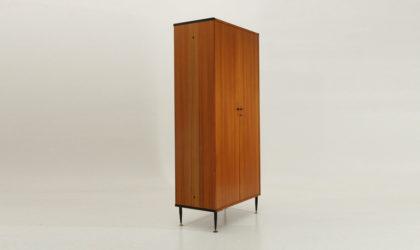 Armadio AV Arredamenti moderni anni '60, cabinet, mid century modern, vintage, teak, italian design, wardrobe, 60's
