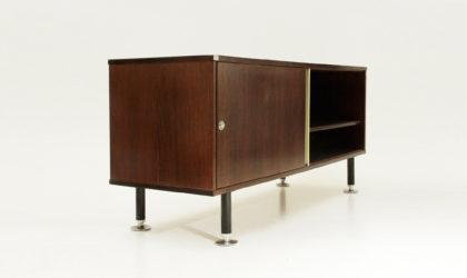 Credenza di Ico Parisi per MIM anni '50, mid century sidebord, 50's, italian design, rosewood, palissandro, modern