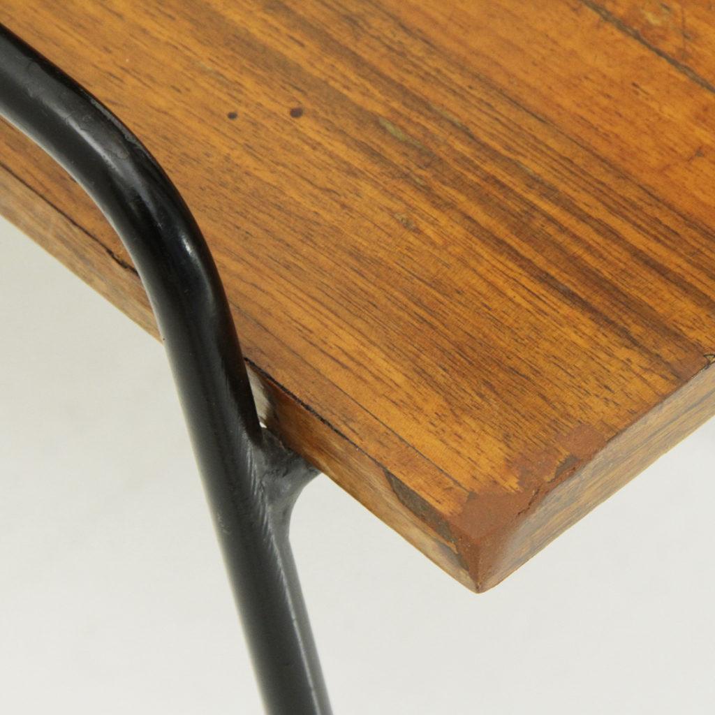 Tavolino con porta riviste modello t236 di gastone rinaldi - Rima con porta ...