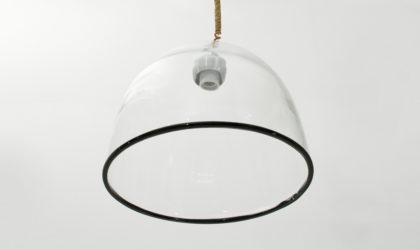 Lampadario in vetro di Murano di Renato Toso per Leucos anni '60, pendant lamp, vintage, mid century modern, italian design, glass, chandelier
