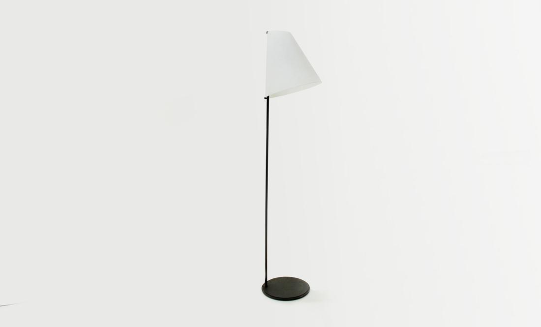 Lampada Vintage Da Terra : Lampada da terra micene di leucos anni 90 vintage floor lamp mid