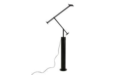 Lampada da terra Tizio di Richard Sapper per Artemide anni '70, mid century floor lamp, 70s, italian design, vintage, postmodern