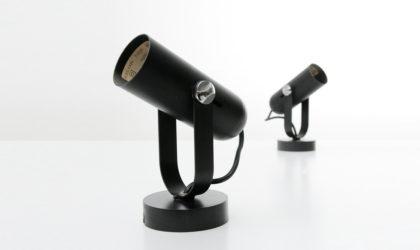 Coppia di applique modello Zenith di Lamperti anni '70, wall lamp, italian design, mid century modern, 70s, albini,