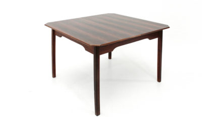 Tavolo quadrato allungabile anni '50, dining table, 50s, mid-century modern,gianfranco frattini, ico parisi