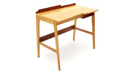 Scrivania con cassetto anni '50, desk, mid-century modern, 50s, italian design, ico parisi, gio ponti