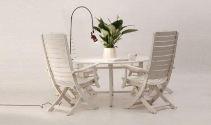Tavoli da pranzo archives uso interno for Reguitti mobili da giardino